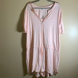 Old Navy Light Pink Romper NWT